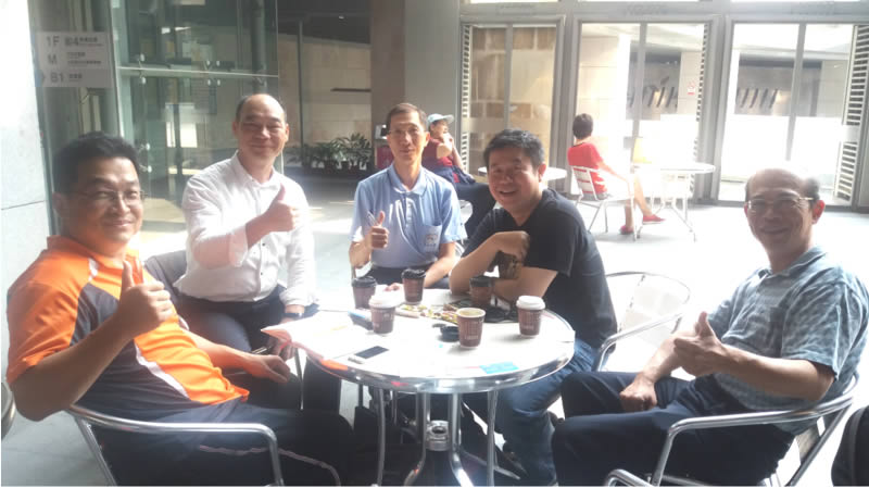 校友「mentor咖啡會」!