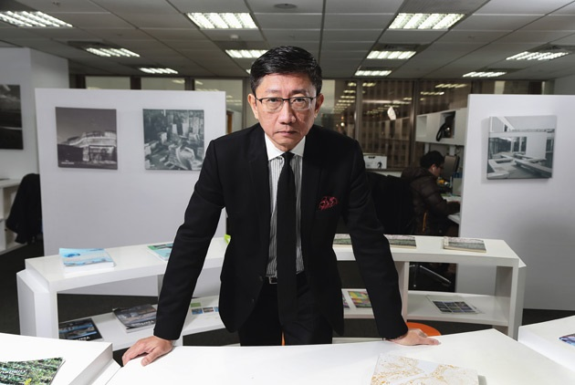 東海大學校友新聞人物-喬全生(25建築) 現任全球最大工程設計顧問公司艾奕康(AECOM)亞太區總裁