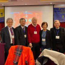 吳錫銘教授新當選台北市校友會理事長